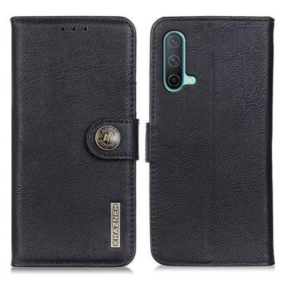 OnePlus Nord CE 5G Suojakotelo Khazneh Musta