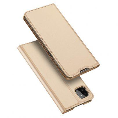 Samsung Galaxy A22 5G Kotelo Dux Ducis Kulta