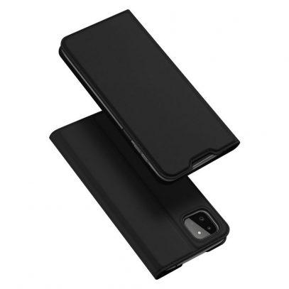 Samsung Galaxy A22 5G Kotelo Dux Ducis Musta