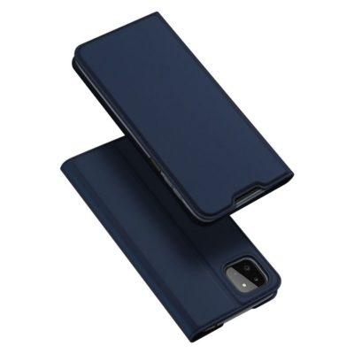 Samsung Galaxy A22 5G Kotelo Dux Ducis Sininen