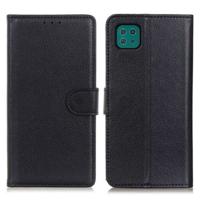 Samsung Galaxy A22 5G Kotelo Musta Lompakko