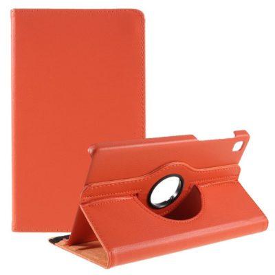 Samsung Galaxy Tab A7 Lite 8.7 Kotelo 360° Oranssi