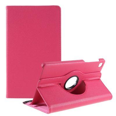 Samsung Galaxy Tab A7 Lite 8.7 Kotelo 360° Pinkki