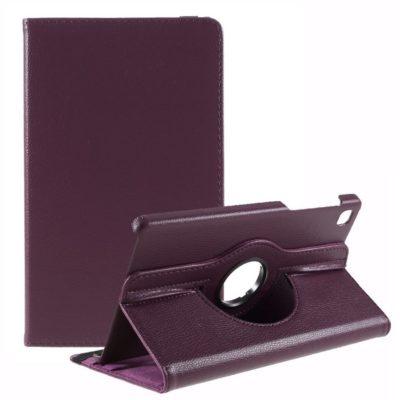 Samsung Galaxy Tab A7 Lite 8.7 Kotelo 360° Violetti