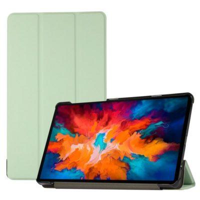 Samsung Galaxy Tab A7 Lite 8.7 Suojakotelo Vaaleanvihreä