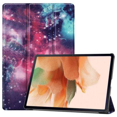Samsung Galaxy Tab S7 FE 5G Suojakotelo Avaruus