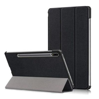 Samsung Galaxy Tab S7 FE 5G Suojakotelo Musta