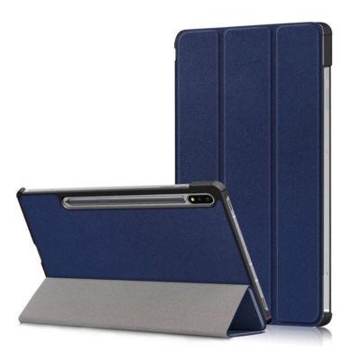 Samsung Galaxy Tab S7 FE 5G Suojakotelo Tummansininen