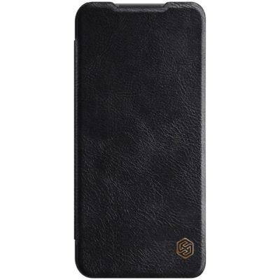 Xiaomi Redmi Note 10 5G Kotelo Nillkin Qin Musta