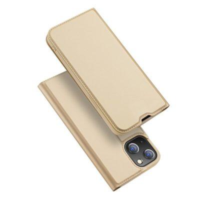 Apple iPhone 13 mini Kotelo Dux Ducis Kulta
