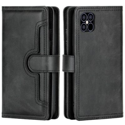 Apple iPhone 13 Pro Lompakkokotelo Musta