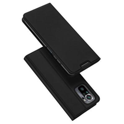 Xiaomi Redmi Note 10S Kotelo Dux Ducis Musta