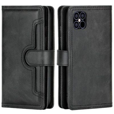 Apple iPhone 13 Pro Max Lompakko Musta