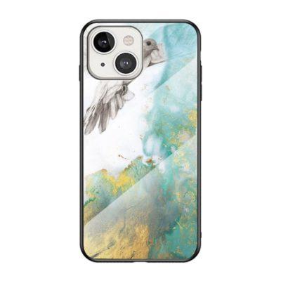 Apple iPhone 13 Suojakuori Marmori Kuvio 5