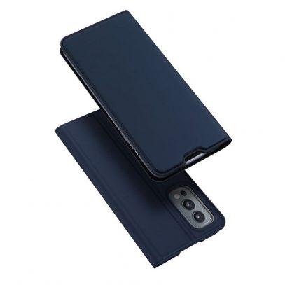 OnePlus Nord 2 5G Kotelo Dux Ducis Tummansininen